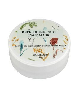 Refreshing Rice Face Mask