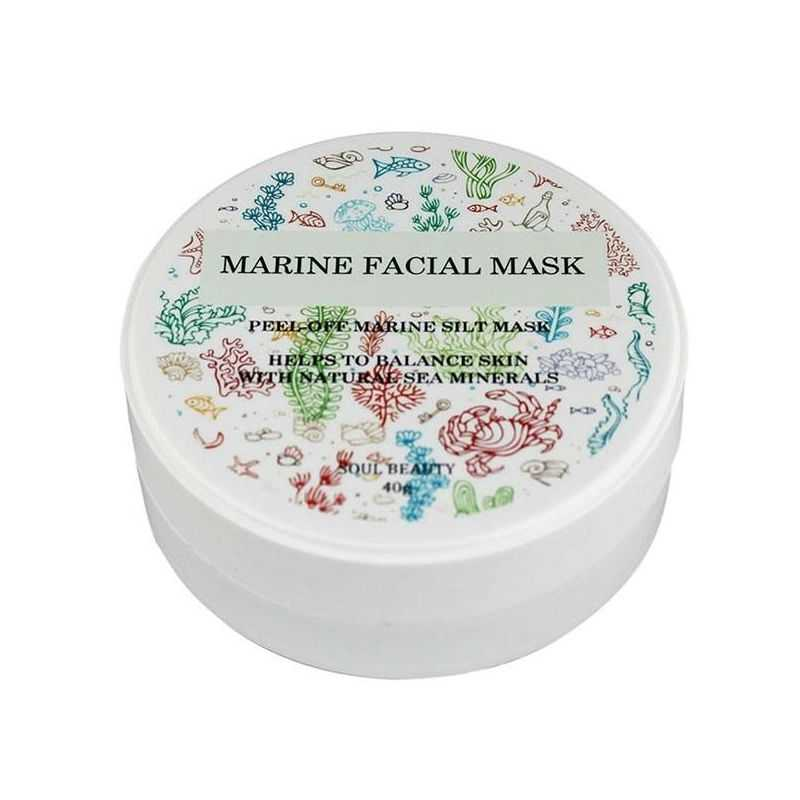 Marine Facial Mask