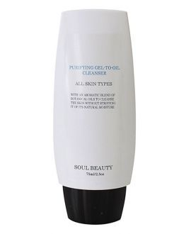 Purifying Gel-To-Oil Cleanser