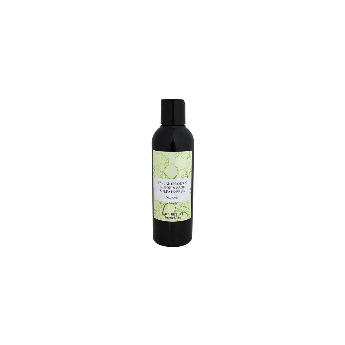 Sulfate free Shampoo - Lemon & Sage