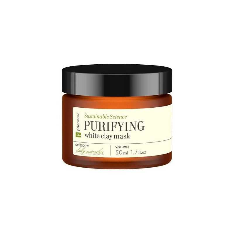 PURIFYING white clay mask