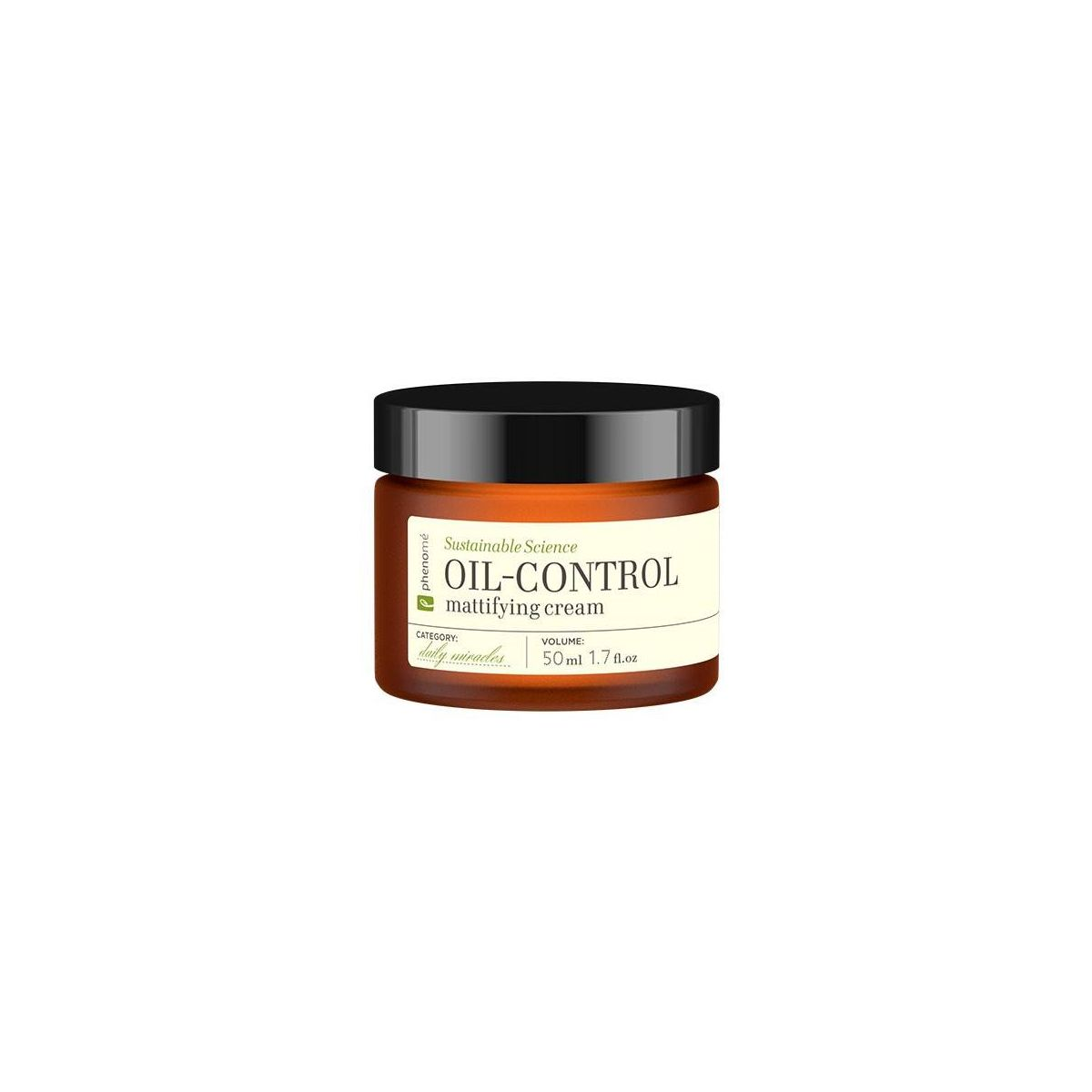 OIL-CONTROL mattifying cream