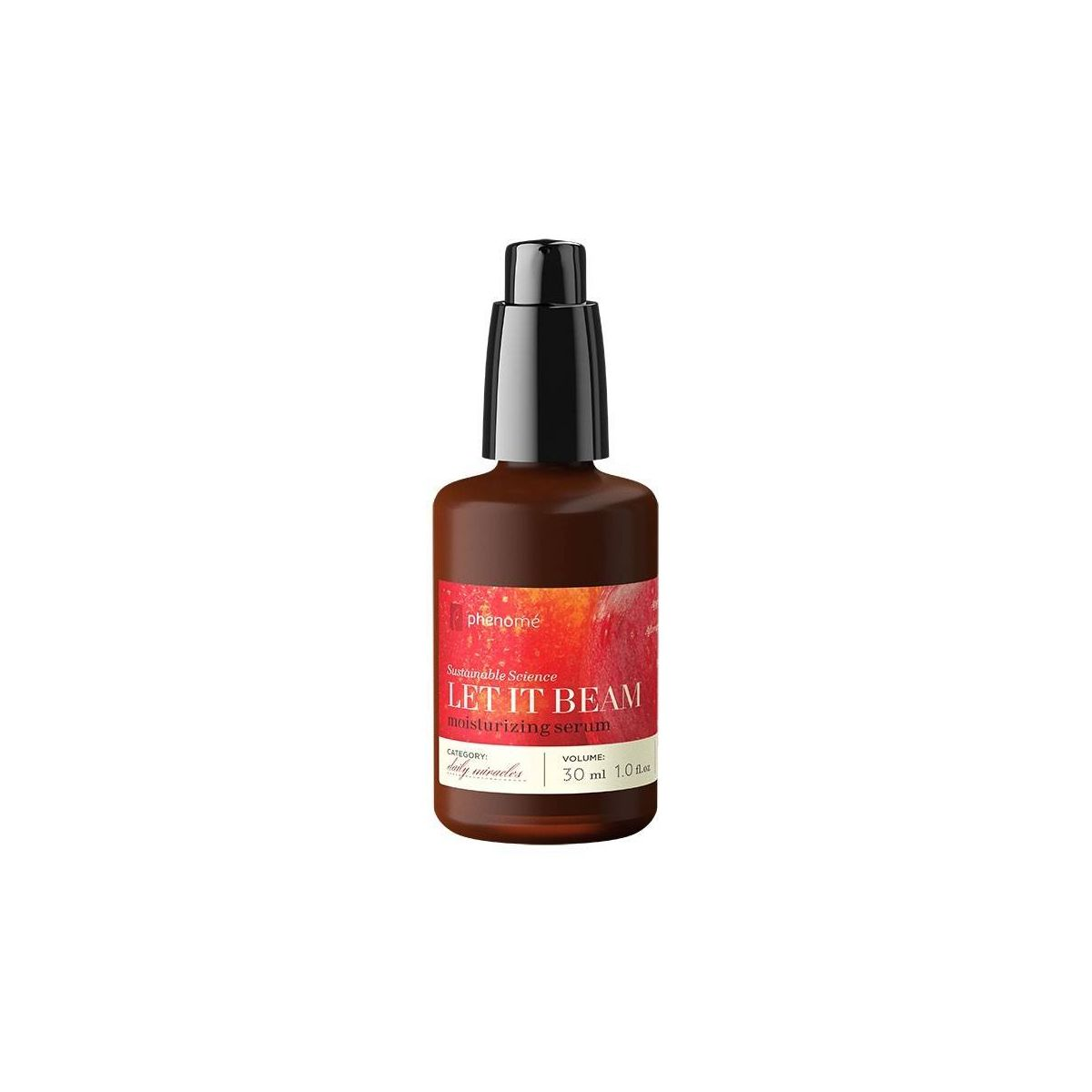 LET IT BEAM moisturizing serum
