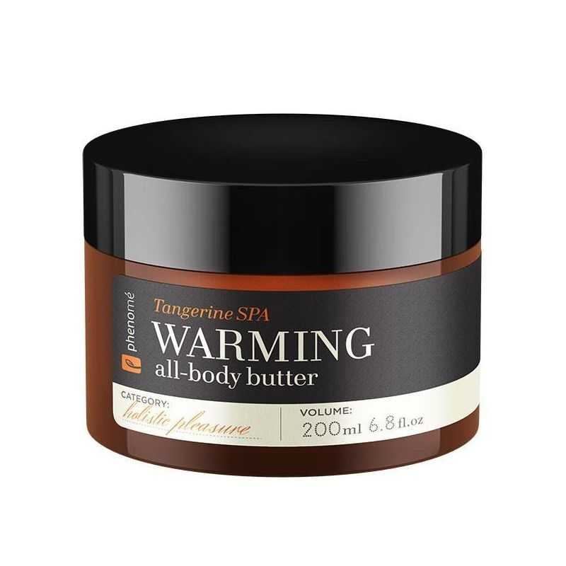 WARMING all-body-butter