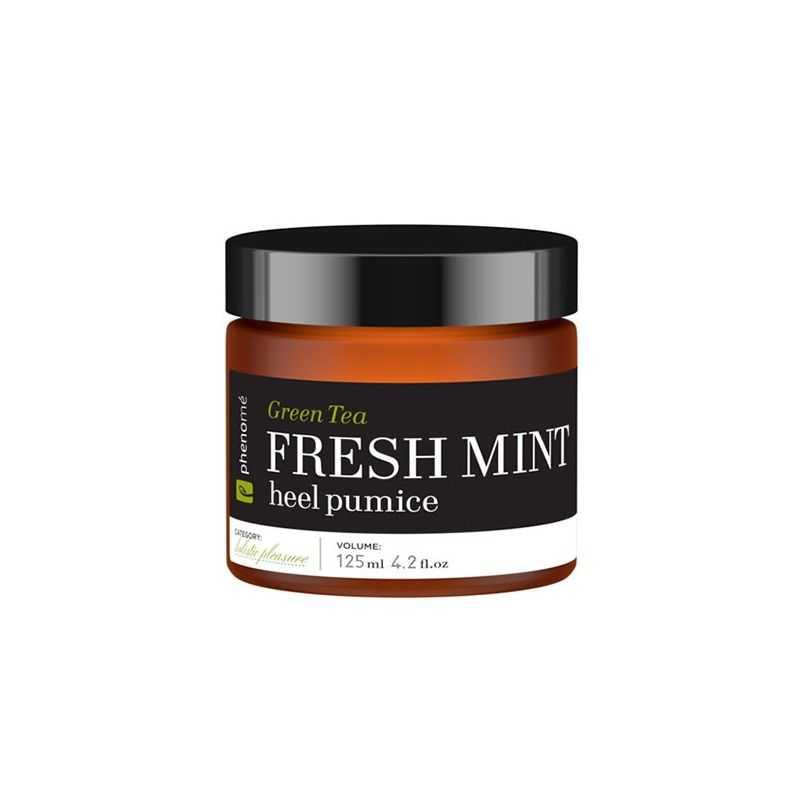 Fresh Mint Heel Pumice