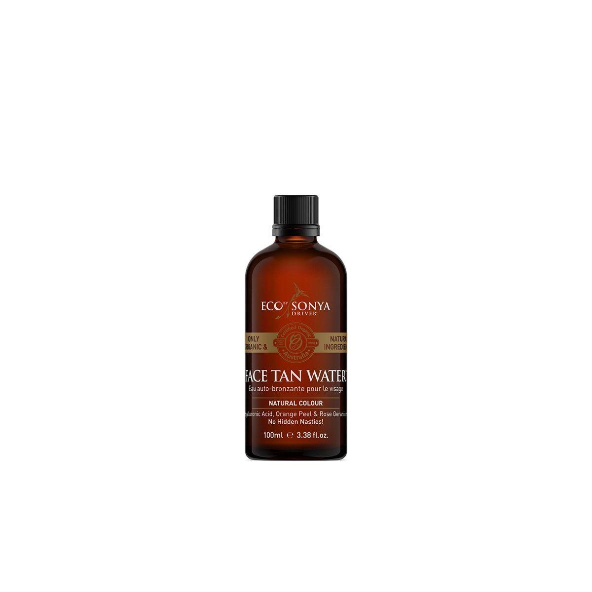Face Tan Water - vandbaseret selvbruner