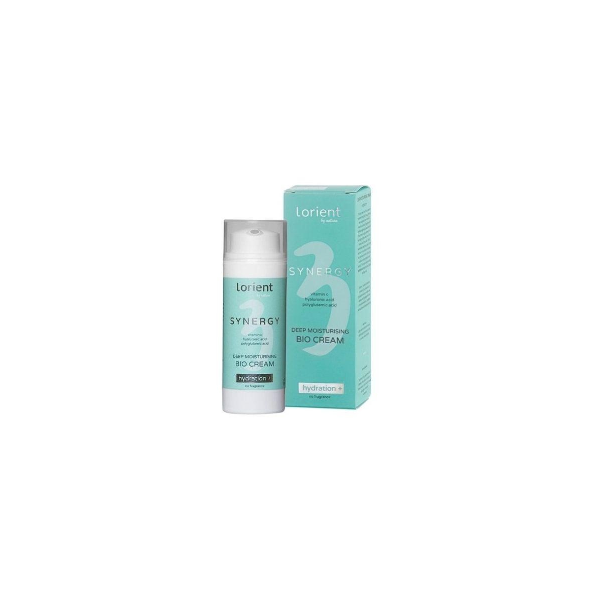 Synergy moisturizing cream