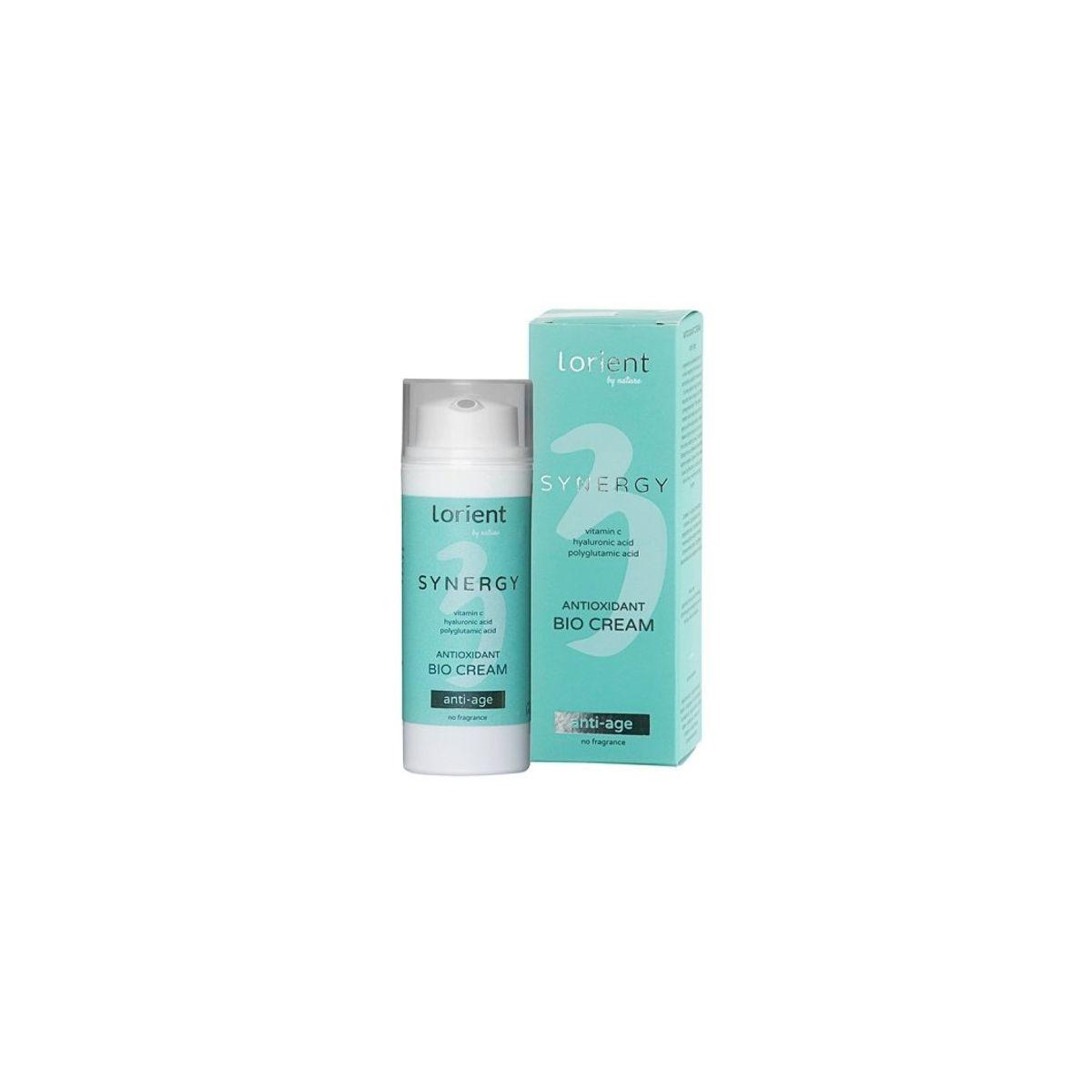 Synergy antioxidant cream