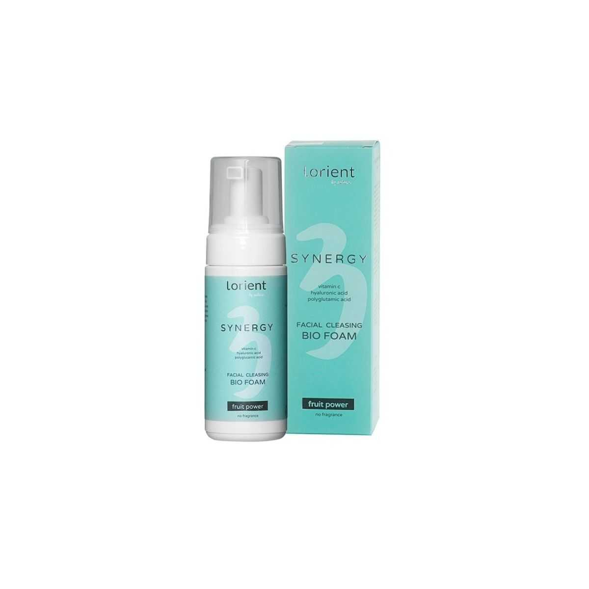 Synergy facial cleansing foam
