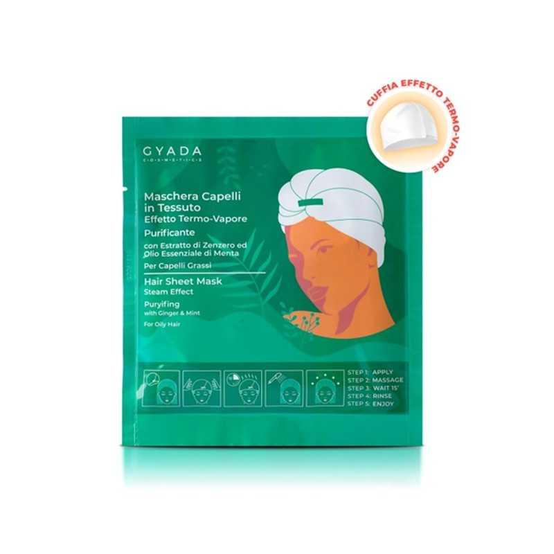 Purifying Hair Sheet Mask