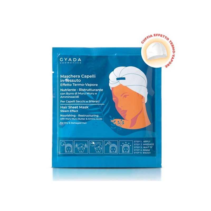 Nourishing Hair Sheet Mask