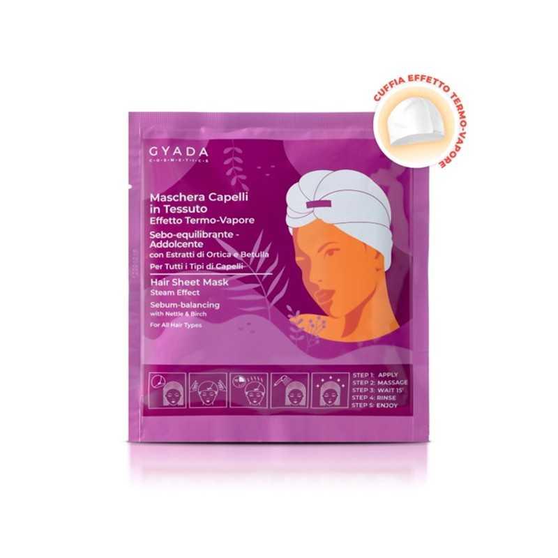Sebum-Balancing Hair Sheet Mask