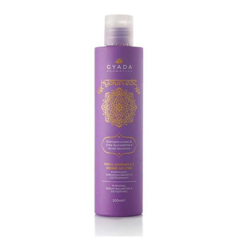 Hyalurvedic Purifying Shampoo