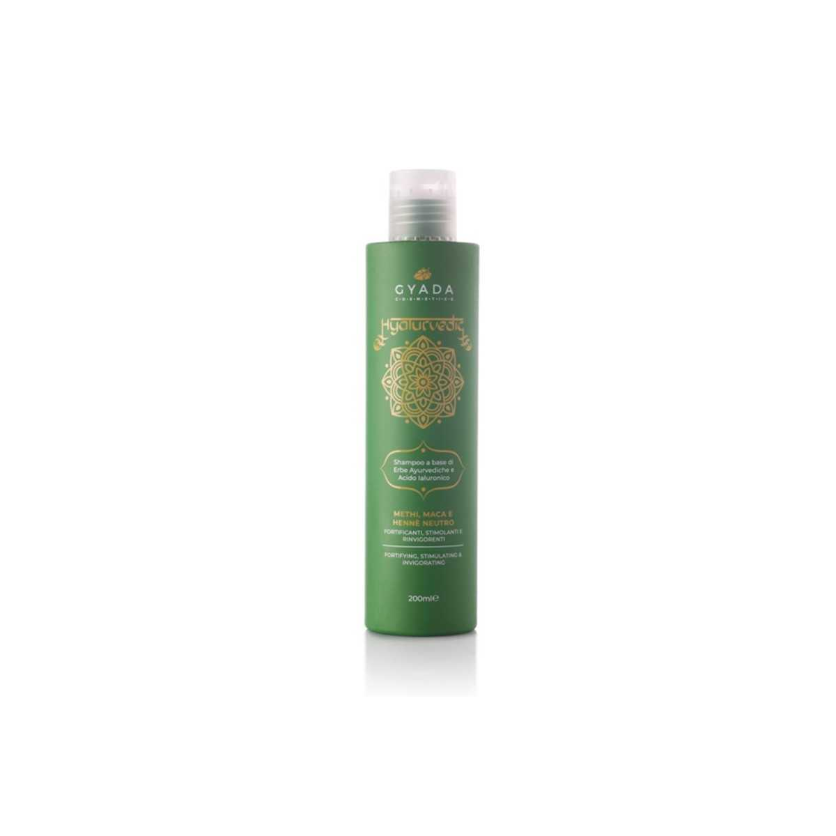 Hyalurvedic Fortifying Shampoo