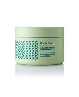 Strengthening Hair Mask With Spirulina