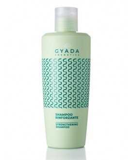 Strengthening Hair Shampoo With Spirulina