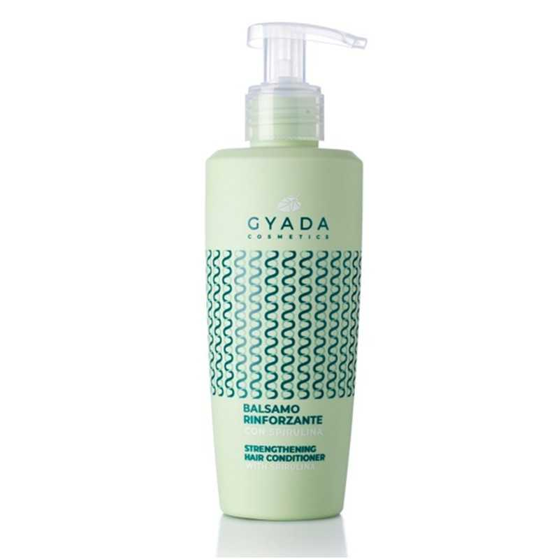 Strengthening Hair Balm With Spirulina