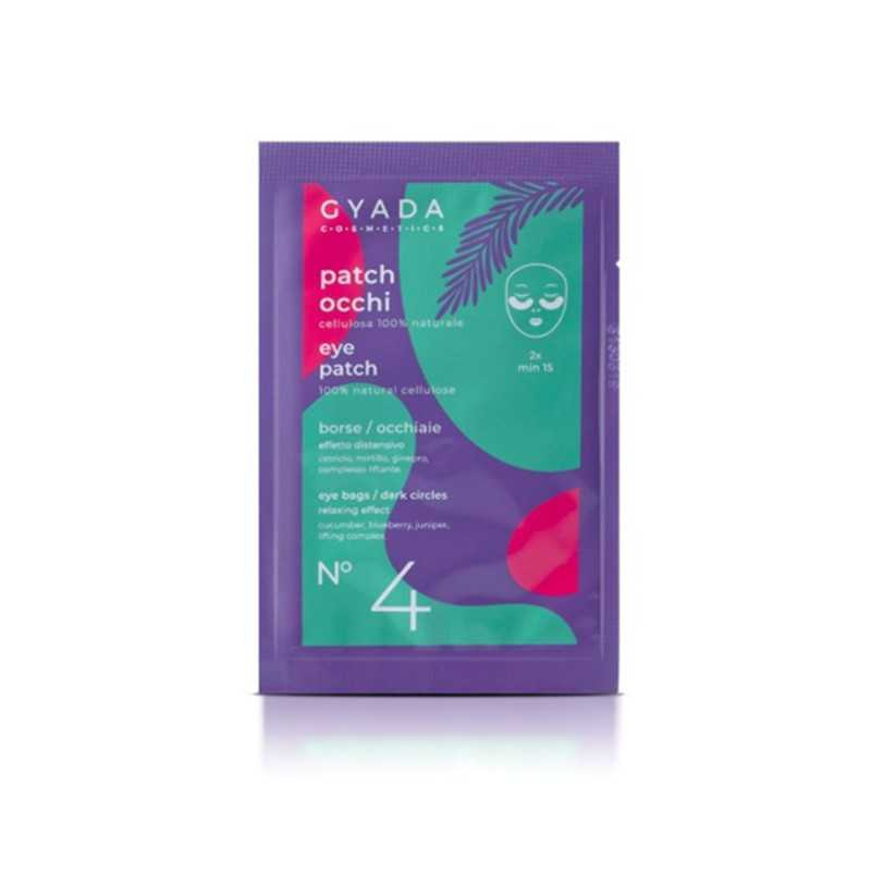 Relaxing Sheet Mask For The Eyes No.4