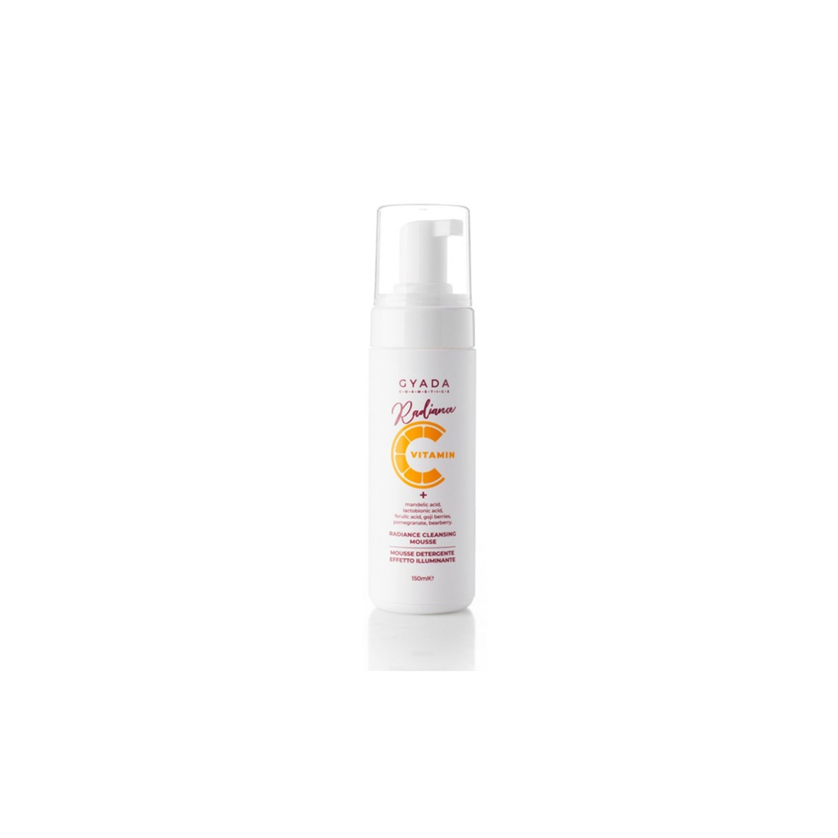 Radiance Cleansing Mousse