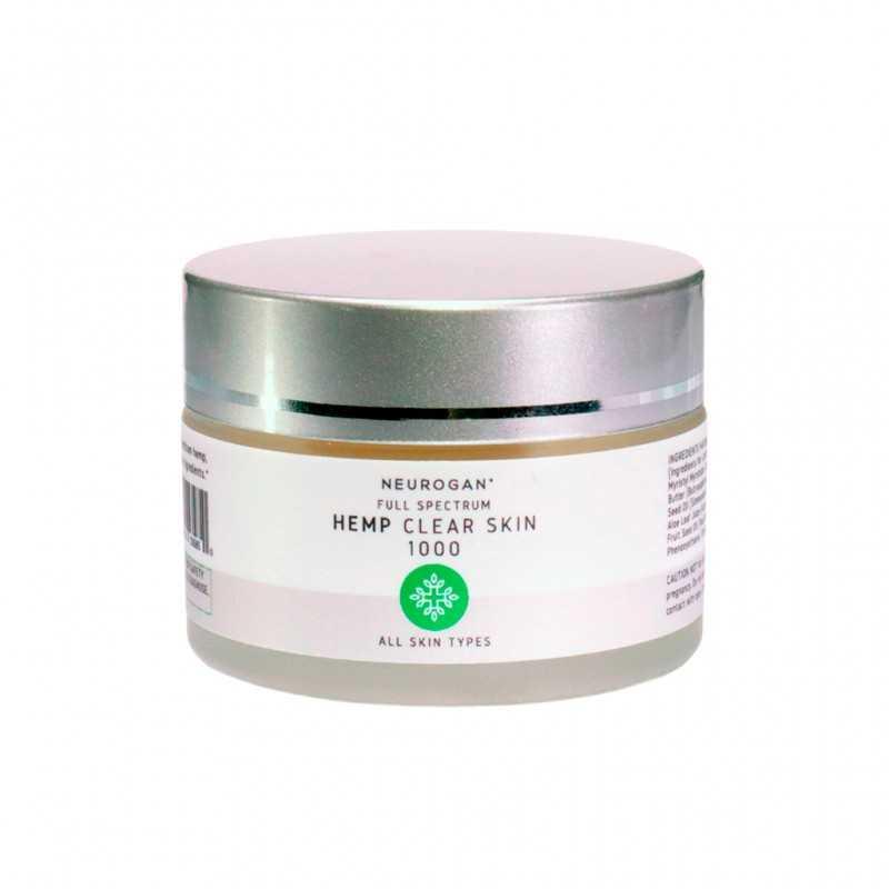 Neurogan Hemp Face Cream 1000mg 30ml