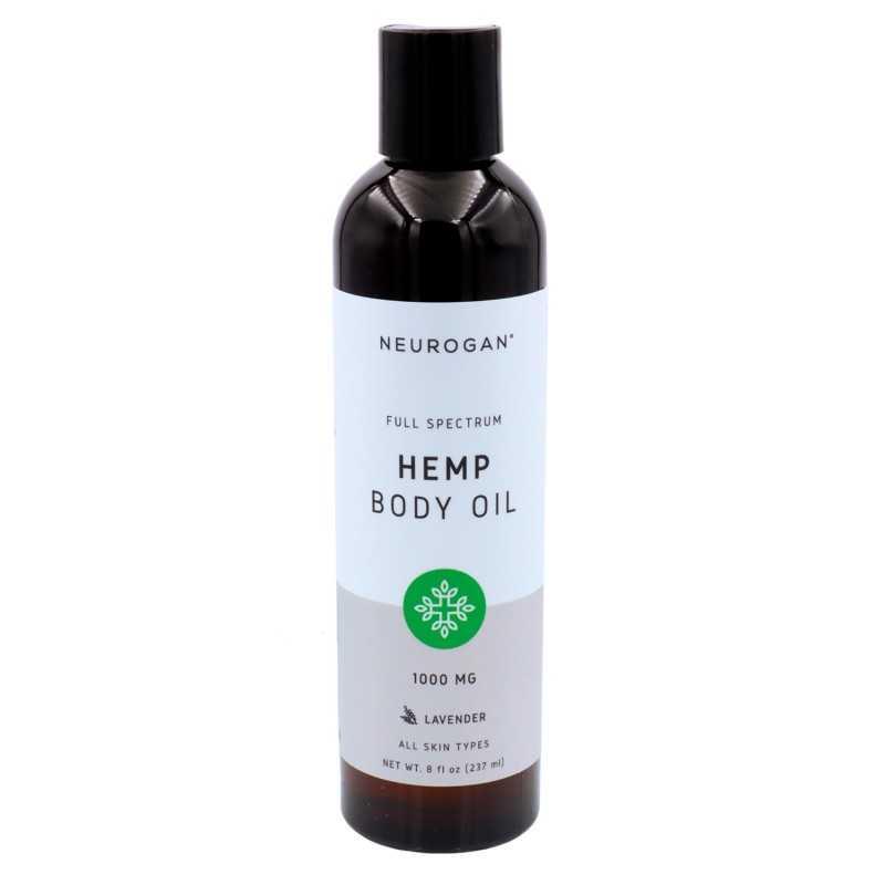 Neurogan Hemp Body Oil 1000mg