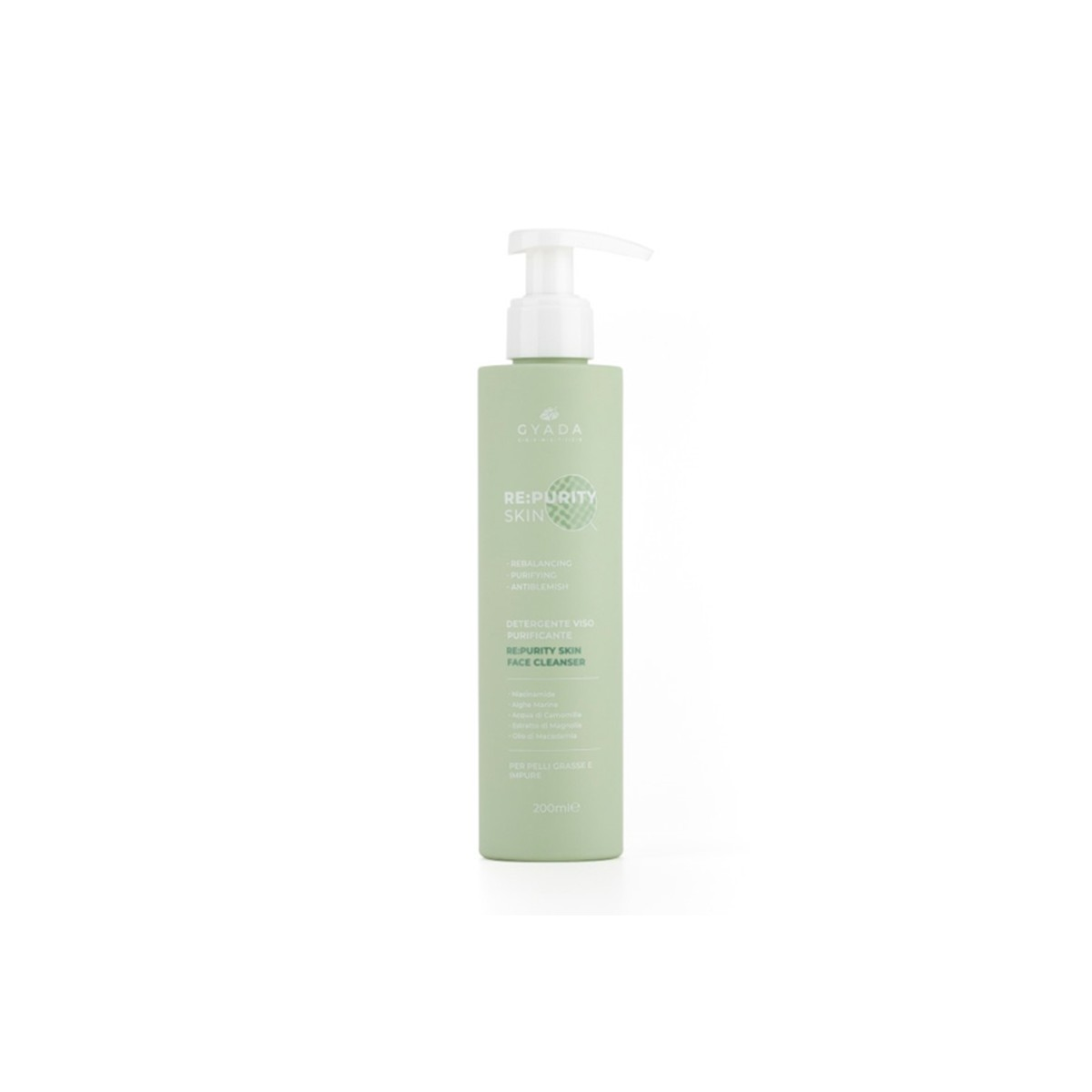 Re:Purity Skin Face Cleanser